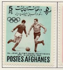 Afghanistan 1962 Olympics Issue Fine Mint Hinged 5ps. 214427