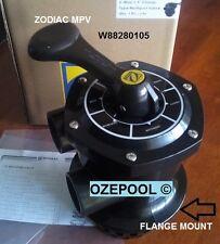 ZODIAC W88280105 TP/ZT5-700 6 way Multiport Valve 40mm, CLAMP ON, no accessories