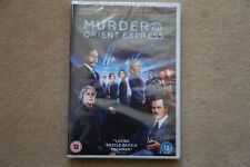 MURDER ON THE ORIENT EXPRESS    BRAND NEW SEALED GENUINE UK  DVD
