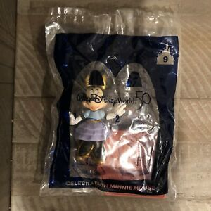 2021 McDonald's Disney World 50th Anniversary Happy Meal Toy #9 Minnie Mouse
