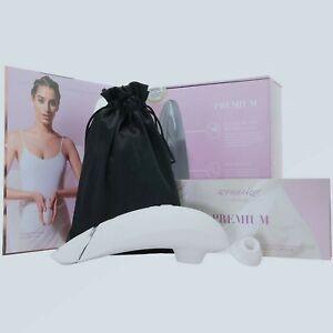 Womanizer Premium White/Gold