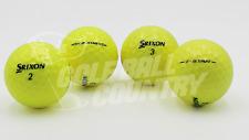 24 Srixon Z Star Yellow Near Mint Aaaa Used Golf Balls - Free Shipping