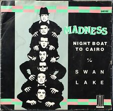 45t Madness - Night boat to Cairo