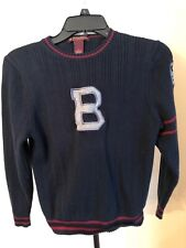 BROOKS BROTHERS BOYS COTTON SWEATER SIZE L