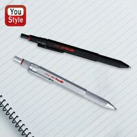 ROTRING Multifunctional Ballpoint Pen 600 3in1 Silver/ +mechanical pencil  0.5mm