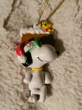 Vintage Snoopy Whitman's Ornament Pvc 1Piece Collection