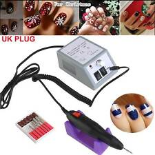 20000RPM 240V Electric Nail Drill Machine File Bits Pedicure Manicure Gel Nails