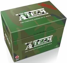 The A Team: The Complete Series DVD 27 Discs Boxset