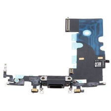 """Lightning Charging Port Dock Flex Cable Replacement for iPhone 8 4.7"""" (Black)"""