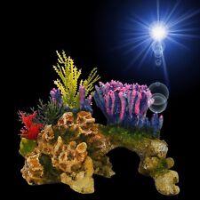 TOP Aquarium Deko 🍀 TRAUM KORALLE 🍀 Korallenriff Pflanzen Zubehör Dekoration