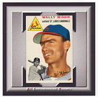 1954 Topps WALLY MOON #137 NM-MT *superb baseball card for your set* SD