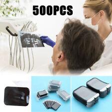 500PCS Size 2 Dental Digital X-Ray ScanX Barrier Envelopes for Phosphor Plate