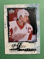 1998-99 Upper Deck Profiles #P3 Steve Yzerman Detroit Red Wings