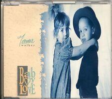 JEROME WALKER - baby love   3 trk MAXI CD 1989