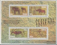 Namibië - Southwest Blok 2 (compleet.Kwestie.) gestempeld 1976 Rotstekeningen