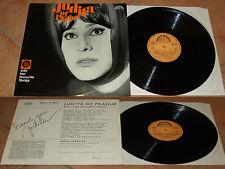 LP Supraphon Stereo 45691, Judita of Prague, with her favourite Songs 1967