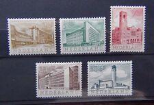 Netherlands 1955 Cultural & Social Relief Fund set LMM