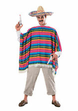 Halloween Poncho Costumes for Men