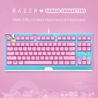 Razer x Sanrio Limited Edition Hello Kitty¹ Blackwidow XT Mechanical Keyboard