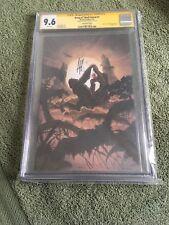 Kong Of Skull Island #1 CGC Signature Series 9.6 Signed By Adam Hughes