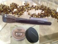 bareMinerals Faux Tan Face Color Bronzer & Flawless Finish Brush