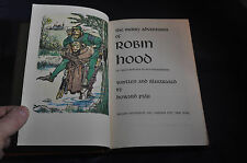 The Merry Adventures of Robin Hood of Great Renown in Nottinghamshire