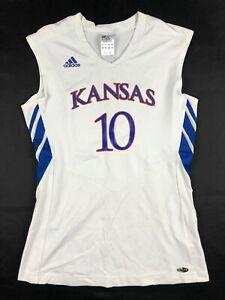 Kansas Jayhawks adidas Volleyball Jersey Women's Used Multiple Sizes