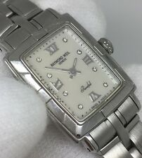 Ladies Raymond Weil Parsifal Facelift Model Diamond Dial Mother of Pearl [9741]