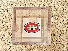 Montreal Canadiens Stanley Cup Championship NHL Hockey Ring Custom Display Case