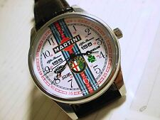 Alfa Romeo 155-156 Martini Racing Team années 1990 touring car Championships watch.
