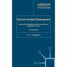 Shakespeare Comedy Essays  Ebay Myriadminded Shakespeare Essays On The Tragedies Problem Comedies And  Shakes Homework Help Online also Private High School Admission Essay Examples  Buy Sell Business Plan