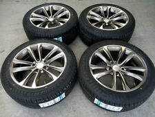 """19"""" BM823 Staggered Alloy Wheel and Tyre Set of 4 to fit BMW X6 (Ex-Display)"""