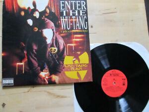 Wu-Tang Clan – Enter The Wu-Tang (36 Chambers) LP Vinyl