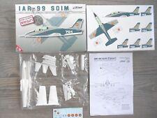 "IAR-99 SOIM TRAINER/LIGHT STRIKE JET ""ROMANIA"" LIFT HERE RESIN 1/72"