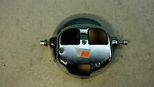 1980 Honda CB650C Custom CB 650 H824. chrome headlight bucket mount