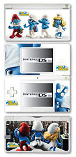 Smurfs Vinyl Skin Sticker for Nintendo DS Lite