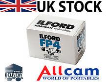 Ilford FP4 Plus 125 35mm 24 exposiciones Película negativa blanco y negro, NUEVO