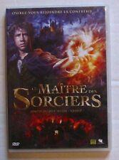 DVD LE MAITRE DES SORCIERS - David KROSS / Daniel BRUHL