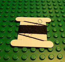 1 X  Lego x77ac100 String, Cord  Thin 100cm   (black)