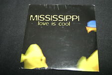 MISSISSIPPI   MAXI CD 4T   LOVE IS COOL   2002