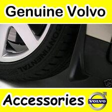 GENUINE VOLVO NEW S40, V50 FRONT MUD FLAPS (PAIR) 04-07