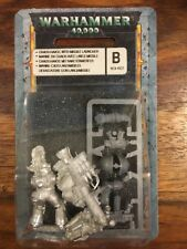 Chaos Space Marine  Havoc With Missile Launcher New Metal Warhammer 40k OOP