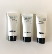 Chanel hydra beauty micro serum 0.17oz x3