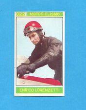 CAMPIONI dello SPORT 1967/68-Figurina n.322- LORENZETTI -MOTOCICLISMO-Recuperata
