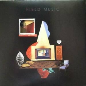 "Field Music – Open Here [New & Sealed] 12"" Vinyl"