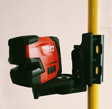 Hilti laser level PM 2-LG Green Line laser Send  Magnetic Pivot Bracket