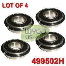 Four (4) Wheel Bearings W/ Retainer Ring, Bad Boy 022-7009-00, Lawnmowers, 4X4