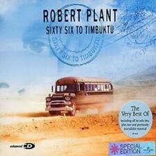 Robert Plant : Sixty Six to Timbuktu [with 2 Bonus Cd-rom Videos] CD (2003)