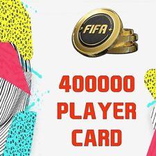 FIFA 20 Ultimate Team monedas 🔥 aleatoria 400,000 tarjeta 🔥 Superfast entrega 🔥 PS4