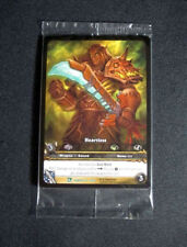 (8) World of Warcraft WoW TCG Heartless Honor Promo Extended Art Weapon Uncommon